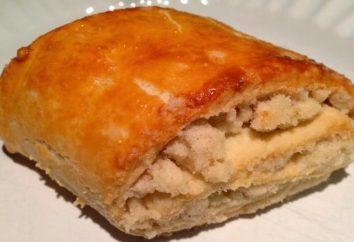 Recette d'Azerbaïdjan pour kyat. Pâtisserie kyata (gata)