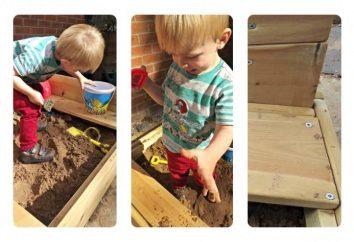 mãos sandbox – não poderia ser mais fácil