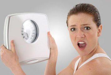 Plateau effet pour la perte de poids quand manifesté et comment surmonter