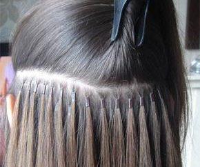 Jak Usuwanie przedłużania włosów w domu?