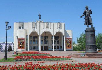 Wszystkie teatry Kursk