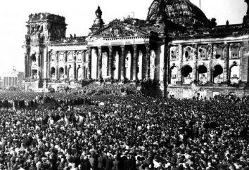 Reichstag – le Parlement allemand, et il est de notre mémoire
