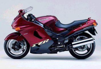 Motocykl Kawasaki ZZR 1100 specyfikacje, opinie
