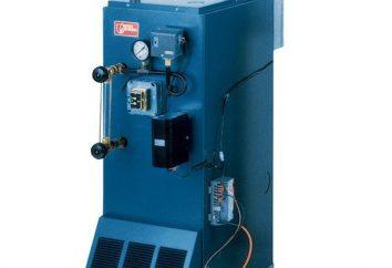 Dispositif de chaudière à gaz. Caractéristiques, vues, principes de chaudières à gaz