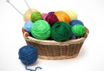Serie contatore per lavorare a maglia. Accessori utili per aiutare le donne ad ago