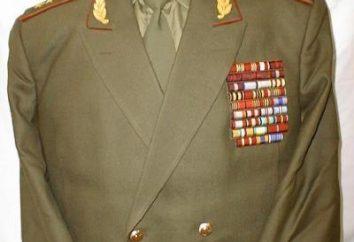 """El grado militar de """"General del Ejército"""""""