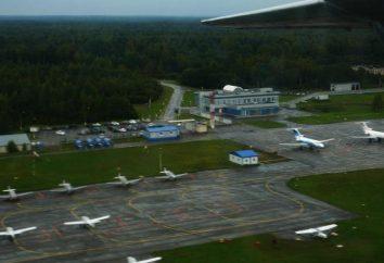 Aeropuerto cherepovets. Cherepovets Aeropuerto – la historia, la infraestructura, la información