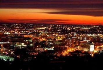 Alabama, Estados Unidos: fotos, centro de la ciudad, la capital de