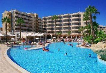 """""""Atlantic Oasis"""" hotel. Chipre. Descrição e Avaliações"""