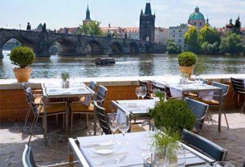 Praga restauracje: menu, opinie i ceny. Najlepsze restauracje w Pradze