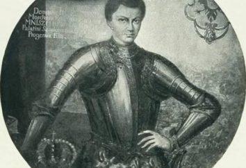 Lzhedmitry 1: krótka biografia pretendenta