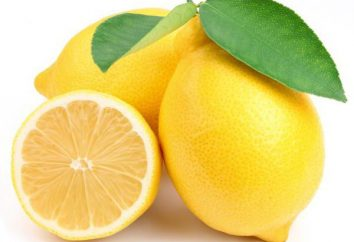 Heilung Zitrone. Erhöht oder verringert den Druck dieser Frucht?