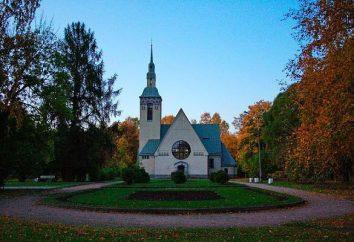 Zelenogorsk: zabytki i ciekawe miejsca w mieście