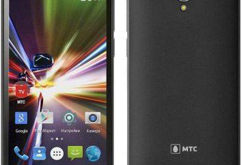 Smartphone MTS intelligente Sprint 4G: recensioni, revisione, descrizione e le caratteristiche