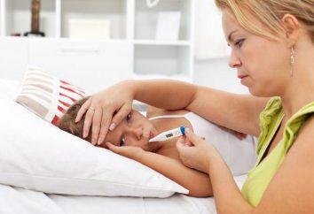 Temperatura salta nel bambino: le motivazioni, a ciò che il medico per affrontare
