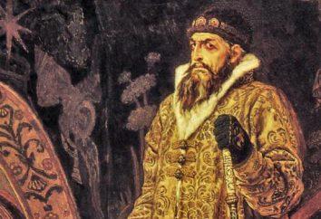 Tutti i re della Russia in ordine (ritratti): elenco completo