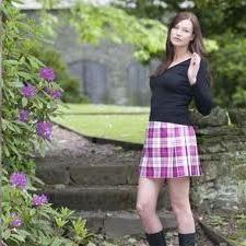 Gonna in una gabbia – ciao, la Scozia!