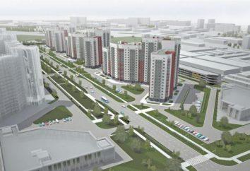 LCD « Oaks » – un nouveau complexe résidentiel à Orenbourg