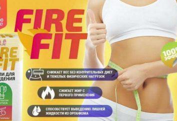 Fogo Fit (gotas): comentários, composição, instruções, contra-indicações. Gotas para perda de peso fogo Fit