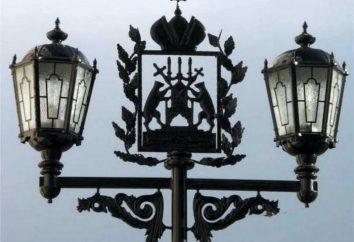 Veliky Novgorod: revestimento de braços. Veliky Novgorod: é um emblema moderna da cidade?