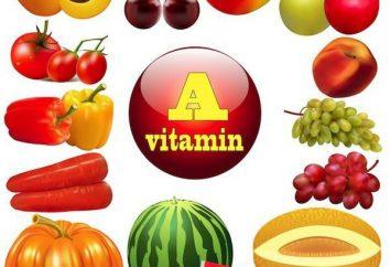 Deficiencia de vitamina A: causas, síntomas, tratamientos, efectos