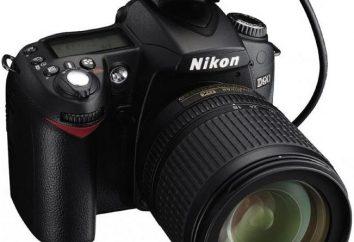 """Camera """"Nikon D 90"""": Caratteristiche, descrizione, foto e recensioni"""