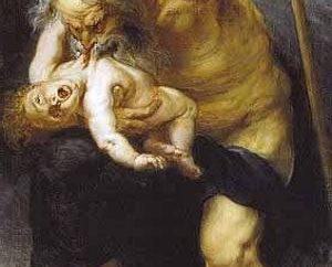 Zeus, ojciec – CZK