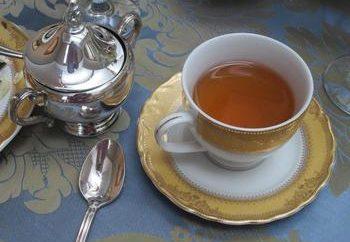 Helba chá amarelo: características e comentários. Como preparar o chá egípcia?