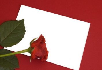 Che cosa può essere, scrivendo circa i sentimenti della persona amata
