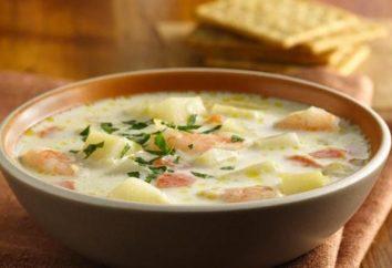 Come cucinare una deliziosa zuppa cremosa con gamberi? La ricetta di zuppa cremosa con gamberi