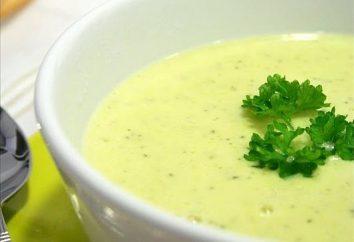 Como cozinhar uma deliciosa sopa de abobrinha