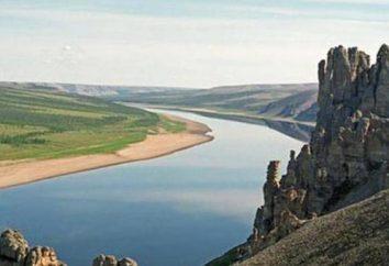 Olenek River: bocca, di origine, le caratteristiche. Dove si trova il fiume Olenek?