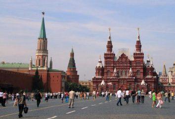 """Historia de Rusia: ¿Por qué la Plaza Roja se llama """"rojo""""?"""