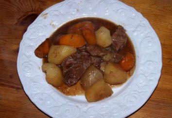 ricetta Stew in multivarka. Cucinare per tutta la famiglia