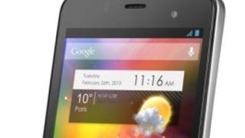"""""""Alcatel» One Touch estrella: todos los detalles"""