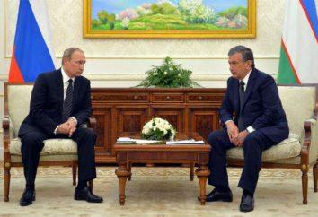 Premierzy Uzbekistanu Mirziyaev Shavkat Miromonovich: biografia, działania i ciekawostki