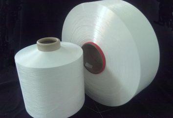 Włókna poliestrowe. Produkcja włókien poliestrowych