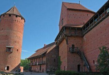 Voyage en Lettonie: Sigulda. sites de la ville