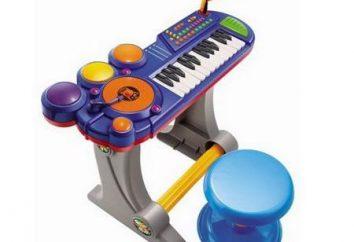 Kinder Synthesizer – das erste Werkzeug Kleine Musiker