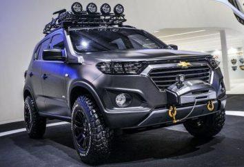 """Zaktualizowano """"Niva-Chevrolet"""": opis i zdjęcie. Niva-Chevrolet 2015: co nowego?"""