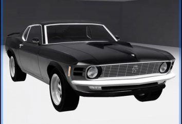 Rzadki model – Ford Mustang