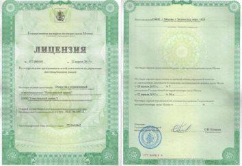 Licencjonowanie spółek zarządzających w obudowie: dokumenty i wymagania. Prawo na licencji firm zarządzających