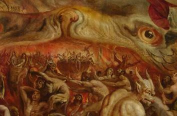 Inferno – onde está? Inferno e os anjos do inferno