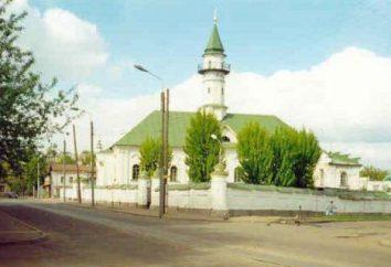 Al-Marjani – moschea nella capitale del Tatarstan, Kazan monumento culturale