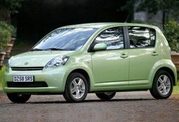 """Daihatsu """"Sirion"""" – japońska jakość dostępna dla wszystkich"""