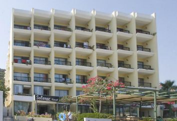 O Solemar Hotel 3 * (Rhodes, Grécia): comentários, descrições e comentários