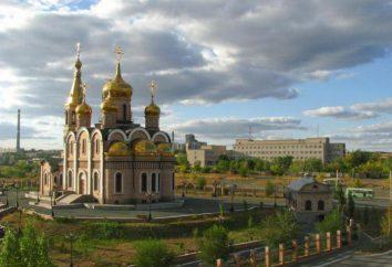 Miasto regionu Orenburg: Novotroitsk, Buzuluk, Orsk, jasne. Krótki opis, zdjęcia