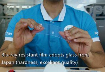 Chroń swoje oczy BLUBOO S1 – smartfon posiada szkła hartowanego przed niebieskim światłem