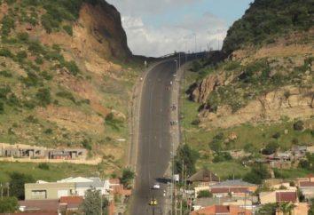 Lesotho: la capital, la población y atracciones