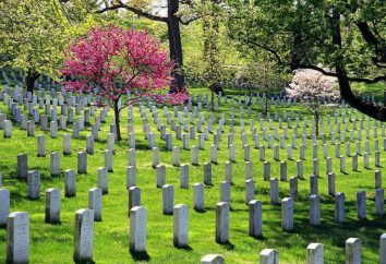 Arlington National Cemetery (Stany Zjednoczone): historia, opis